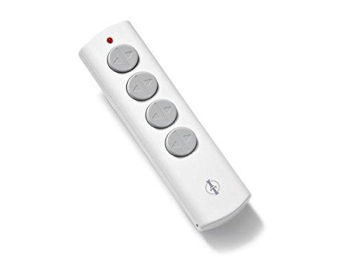 Intertechno itls-16RF Kabellos Drücken Sie die Tasten weiß Fernbedienung–Fernbedienungen (RF Kabellos, weiß, Intertechno, Drücken Sie die Knöpfe, CR2032, 3V)