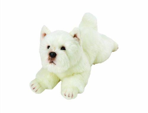 Suki Gifts- Yomiko West Highland Terrier Dog Peluche, 12052