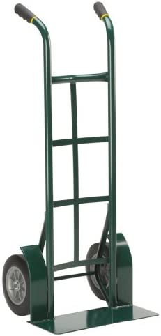 Harper Trucks 800 lb Capacity Steel Dual Handle Heavy Duty Hand Truck with 10 Flat Free Solid product image