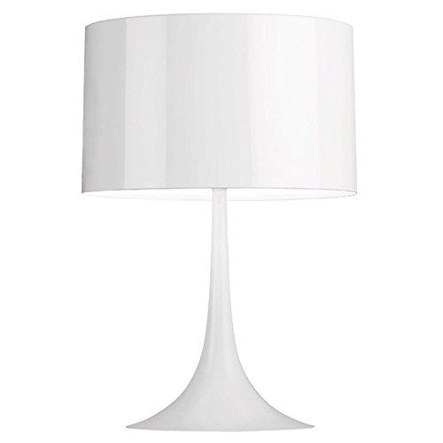 Flos Spun Light Lampe E27, 150 W, blanc