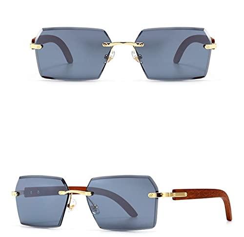 LITO Gafas de sol unisex, protección UV 400, colección JELA, Negro / Dorado,