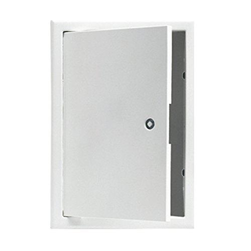 Revisionstür | Revisionsklappe | Decken- und Wandmontage | Softline | Stahlblech | weiß beschichtet | Alle Größen | Markenqualität RUG SEMIN (600x800)