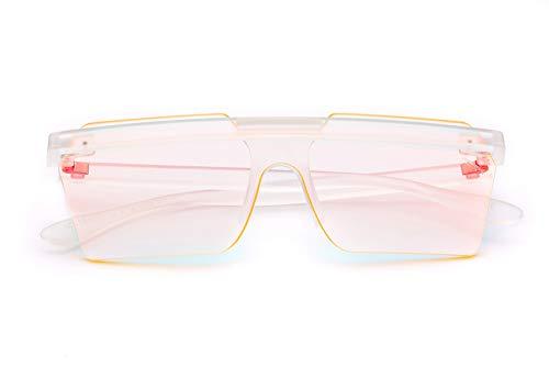 Saraghina Eyewear PRINCE1BBLS-13SBOR - Lente neutra con espejo de burbujas de jabón flash morado - Gafas de sol - nailon ultraligero