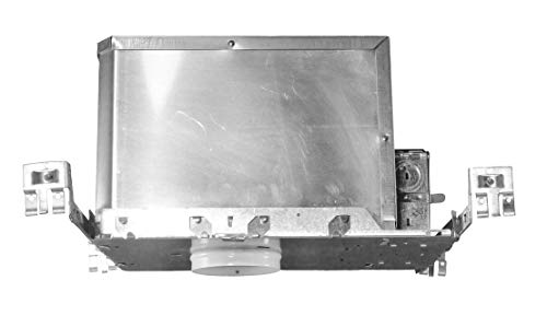 NICOR Lighting 3 inch Universal Low-Voltage Housing for New Construction Applications (13102)