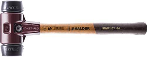 SIMPLEX-Schonhämmer, mit Stahlgussgehäuse und hochwertigen Holzstiel | Ø=60 mm | 3002.060