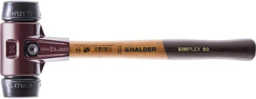 "3002060 Soft-Face Mallet""Simplex"" 60mm of Rubber EH 3002"