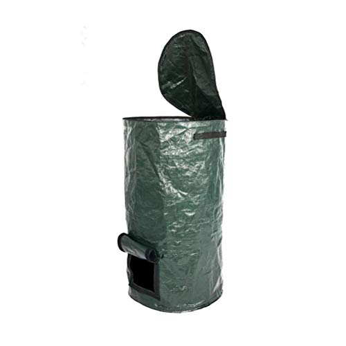 Best Bargain Compostable Bags Environmental Organic Compost Bag,Garden Compost Bag, Foldable Garden ...