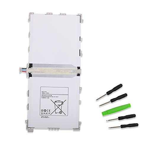 DAMZON 3.8V 9500mAh T9500C Replacement Tablet Battery for Samsung...