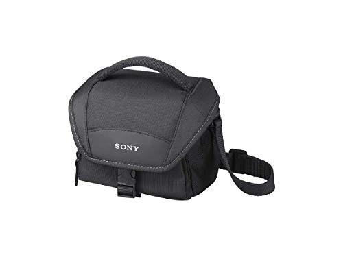 Sony LCSU11/B - Bolsa de transporte para cámara/videocámara, color negro
