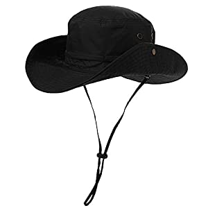 PROTECTION MENS LADIES STYLISH AUSSIE OUTBACK TRAVEL HOLIDAY SAFARI HAT UPF 50