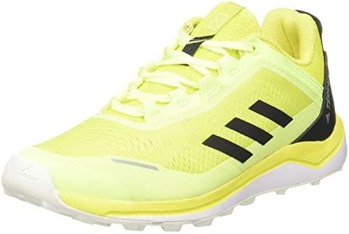 adidas Terrex Agravic Flow K, Zapatillas de Trail Running, AMAACI/NEGBÁS/AMALRE, 36 EU