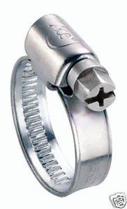 Clarik Ace Clips à flexible doux Steel4 70 à 90 mm-Lot de 10