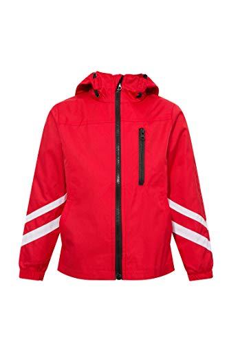 DeFacto Boy Regular Fit Jungen Oberbekleidung Jacken Kinder Regenmantel, Winterjacke Jungen, Kinderjacken Jungen