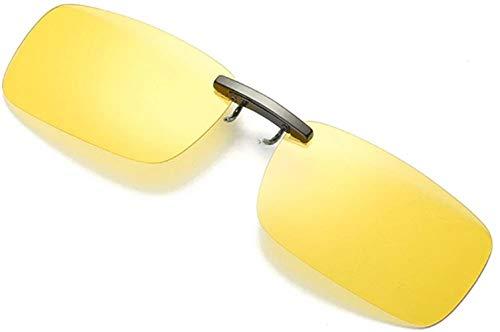 Fuibo Clearance zonnebril for mannen vrouwen Afneembare Van Vision Optics Night Training metalen clip Polarize On Zonnebrillen ((30% korting 4 of meer)