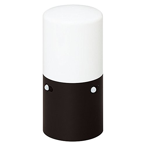 乾電池式LEDガーデンセンサーライト スリム 白色相当 LSL-MS1