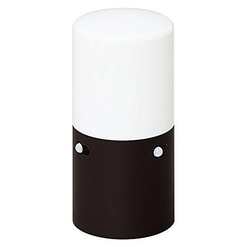 アイリスオーヤマ センサーライト スリム ガーデン LSL-MS1 ブラック