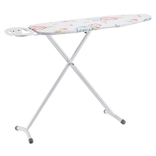 Amazon Basics Ironing Board with Oval-Shaped Iron Rest, Classica, 109x35 cm...