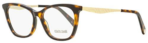Gafas Roberto Cavalli RC 5095 052 Shiny Classic Havana, Oro Rosa W. Zebra