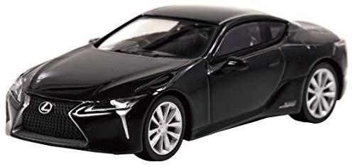 1/64 CARNEL Lexus LC500h 2018 [グラファイトブラックガラスフレーク]