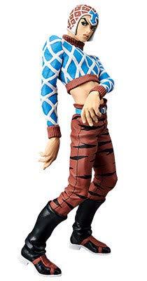 Banpresto. Jojo no Kimyou na Bouken Figure Guido Mista MAFIArte 6 Ahora Disponible!