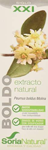 Soria Natural Extracto Boldo XXI - 50 ml
