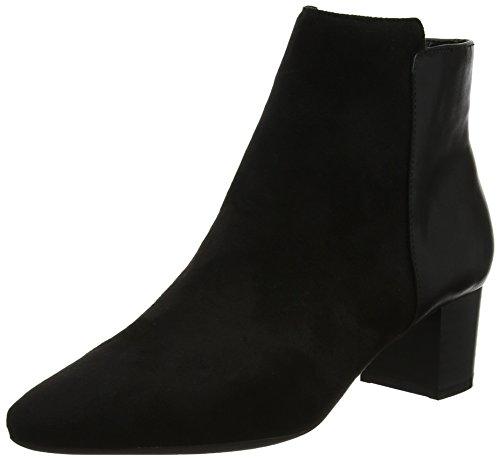 Rockport Caden 2-Part Bootie, Bottes Chelsea Femme, Noir (Black Multi), 38 EU