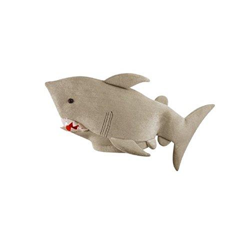 Fancy Dress Gris Shark mousse Costume Hat