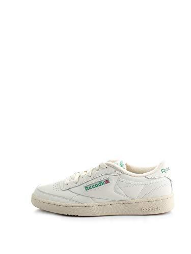 Reebok Herren Sneakers Club C 1985 TV weiß 43