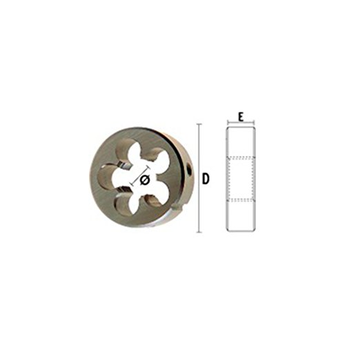 Hepyc 25010333565 Schroefdraadpad ~ m33,00 x 3,50 mm, L 65 mm x 25 mm (hss din en22568)