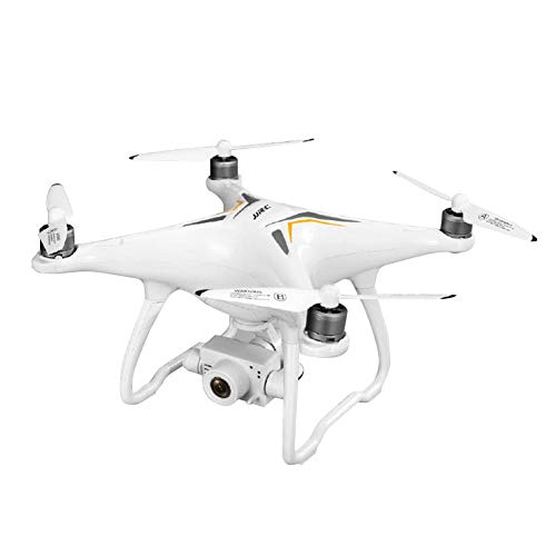 Xianggu JJRC X6 Drone, Intelligent Quadcopter with 4K HD Camera, Remote Control Aircraft, Self-stabilizing PTZ, Waypoint Flying, Tracking Flight Toy Drones, for Kids & Adults Beginner