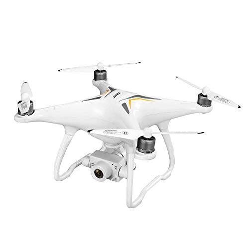 Mini Drone con Telecamera HD, Drone Aereo 4K GPS, quadricottero telecomandato con luci a LED, modalità Senza Testa, Ritorno GPS con Un Tasto, quadricottero di Controllo App