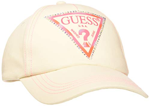Guess Logo Baseball Cap Gorra de béisbol para Mujer