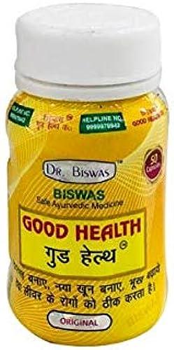 Dr Biswas Good Health Capsule Pack 50