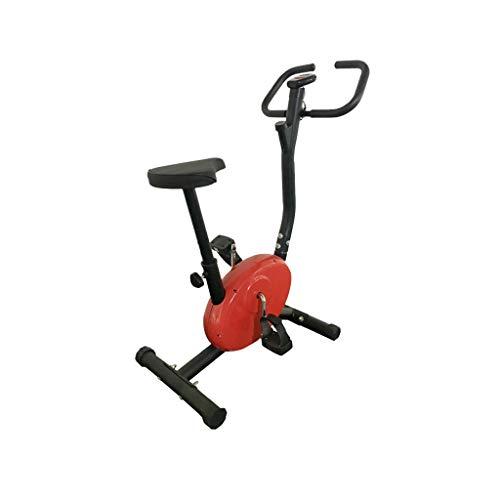 WMQ Mini Bicicleta estática para el hogar, Bicicleta estática controlada magnéticamente Interior pequeña Plegable silenciosa Todo el Cuerpo pérdida de Peso Equipo Deportivo