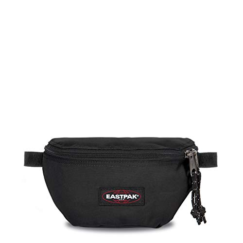 Eastpak Crew Portemonnee Black Ink Leather