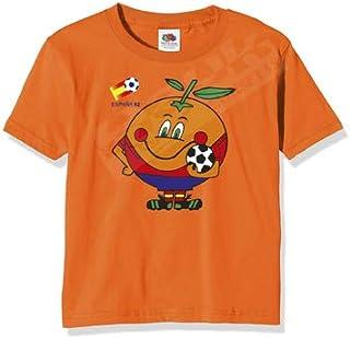 Desconocido Camiseta Naranjito 82