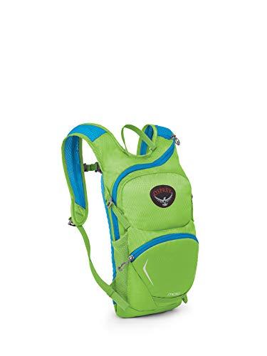 Osprey Packs Kid's Moki 1.5 Hydration Pack, Grasshopper Green