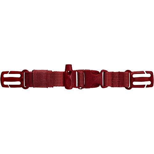 FJÄLLRÄVEN Unisex-Adult Kånken Travel Accessory- Luggage Strap, Ox Red, Einheitsgröße