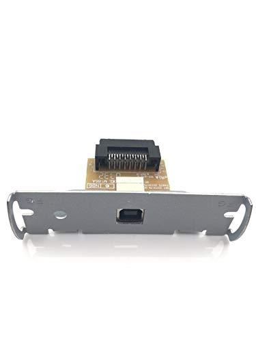 Piezas Impresora 10 Tarjeta de Interfaz USB A371 Puerto UB-U05 M186A C32C823991 en Forma for Epson TM-T88V TM-H6000IV TM-T88V T88IV H6000IV TM-T81 TM-T70 T81 T70