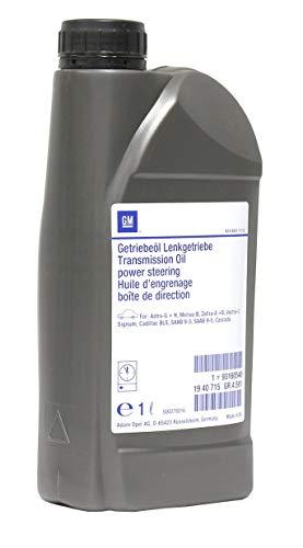 Liquido Hidráulico de Servodirección Original Opel GM, 1 Litro