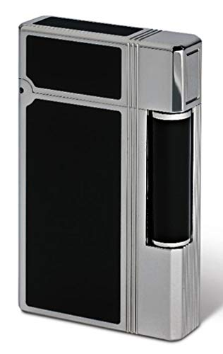 Davidoff * Zigarrenfeuerzeug Palladium Chinalack C01 Prestige Lighter