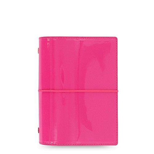 Filofax - Agenda organiser compatta, colore: rosa