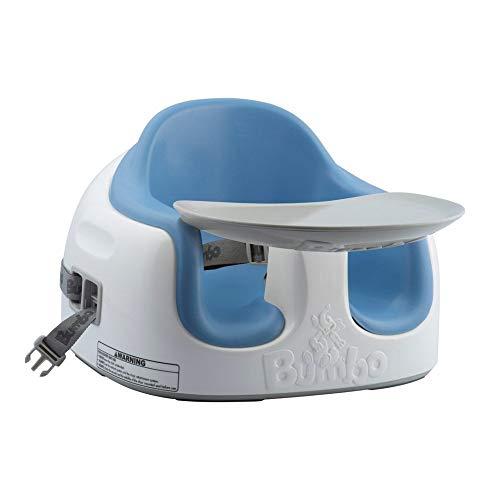 Bumbo 05502-01 Multi Seat Kindersitz Stuhlerhöhung Sitzerhöhung, blau, 2300 g