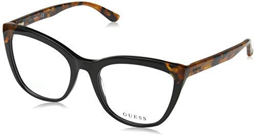 Guess GU2674 Eyeglass Frames - Black Frame, 53 mm Lens Diameter GU267453005