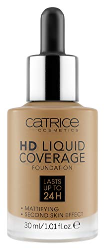 Catrice - Foundation - online exclusives - HD Liquid Coverage Foundation 080