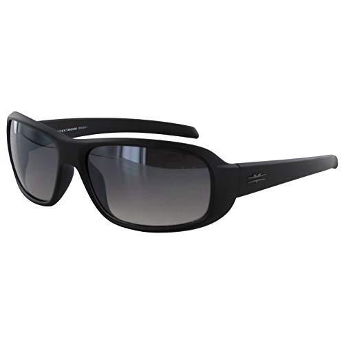 Vuarnet Extreme VE5006 Rectangular Sunglasses - Medium Black Black Smoke Lens