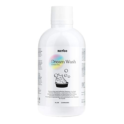 Nenoo Dream Wash Champú Suave e Hidratante para Perros y Cachorros 500 ml