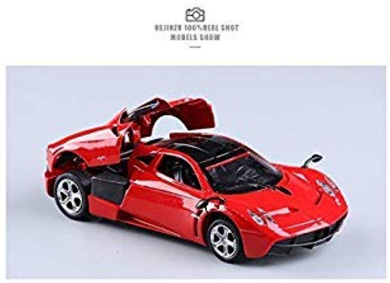 Alloy Alloy Alloy Pagani Zonda Car Scale 1 32 Diecast Car Model with
