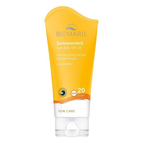Biomaris Sun Milk Spf 20