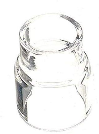 RX WELD 23PCS TIG Stubby Gas Lens 17GL116 1//16 /& #12 Pyrex Cup /& TIG Gas Lens Alumina Nozzle Kit Fit DB SR WP 17 18 26 TIG Welding Torch